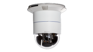 Indoor Speed Dome IP Camera