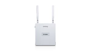AirPremier N Dual Band Plenum-rated PoE Access Point powered by CloudCommand