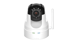 HD Pan & Tilt Wi-Fi Camera