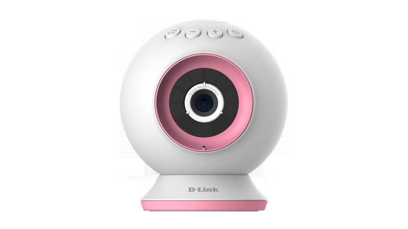 DCS-825L Pink front_sitecore