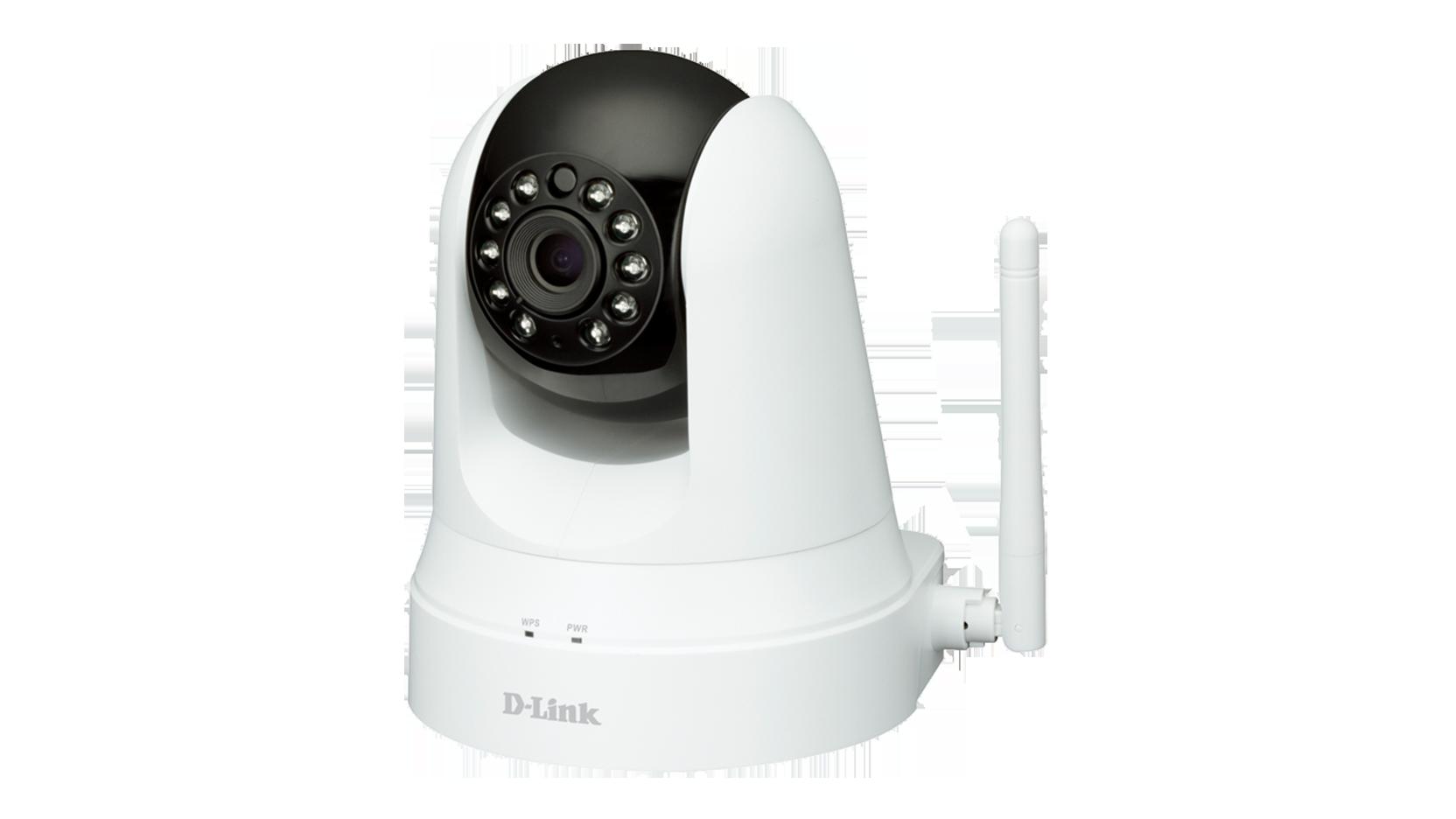 Pan & Tilt Wi-Fi Camera DCS-5020L | D-Link