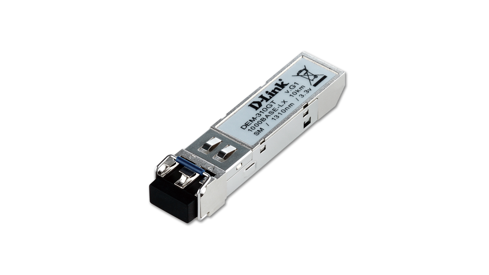 1000base Lx Single Mode Fiber Sfp Transceiver Dem 310gt D Link Fiberstore 1664936
