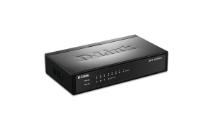 8-Port Metal Desktop Switch with 4 PoE Ports
