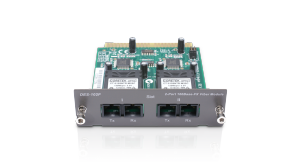 2-Port 100Base-FX Fiber Module
