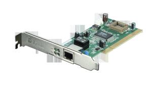 10/100/1000 Gigabit Desktop PCI Adapter