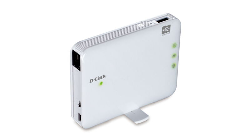 how to use dlink shareport