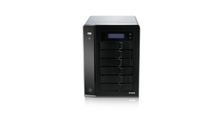 ShareCenter Pro 1250, S-Series Network Storage, 6-Bay Desktop