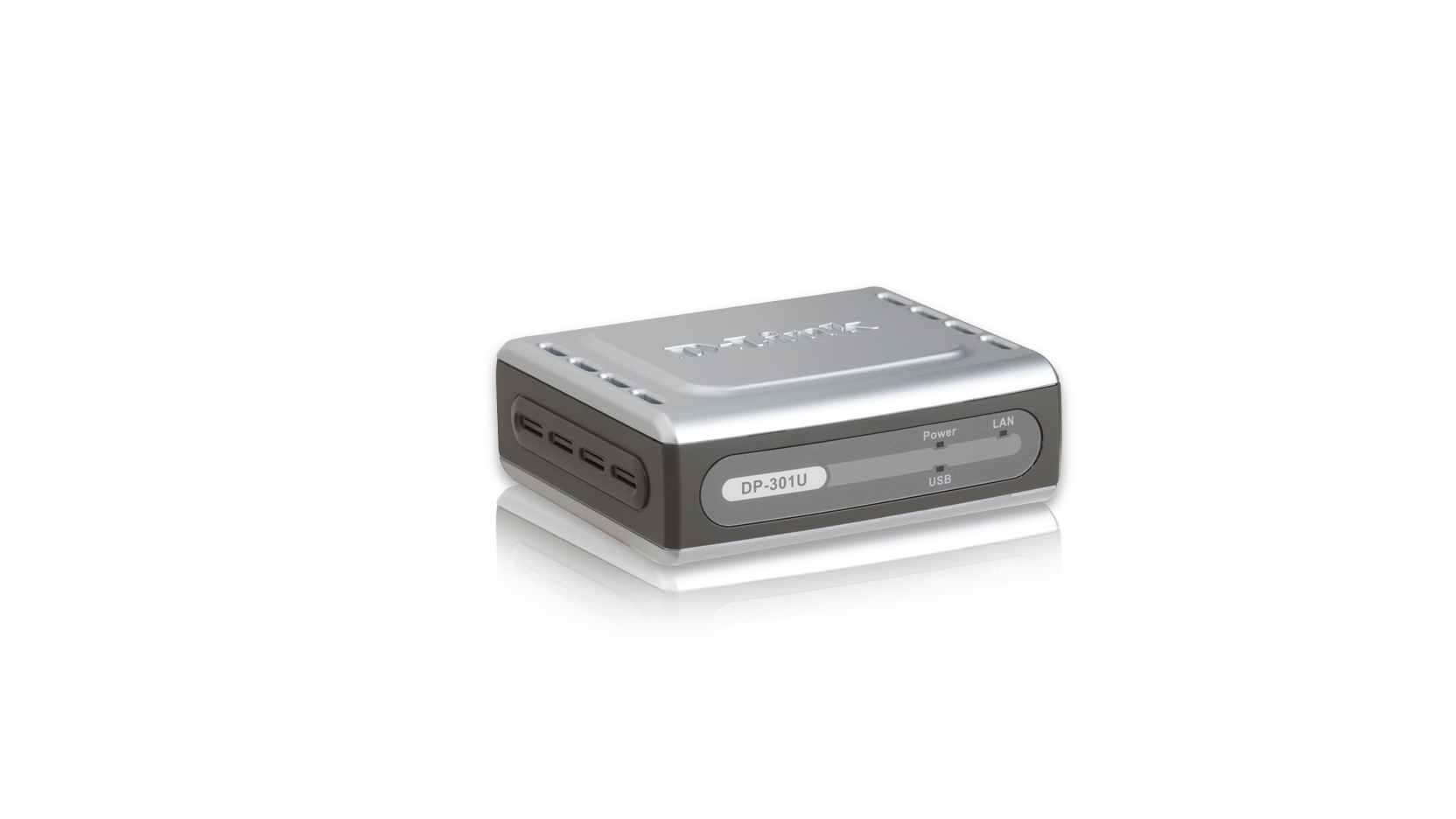 10/100 Ethernet USB Print Server (DP-301U) | D-Link