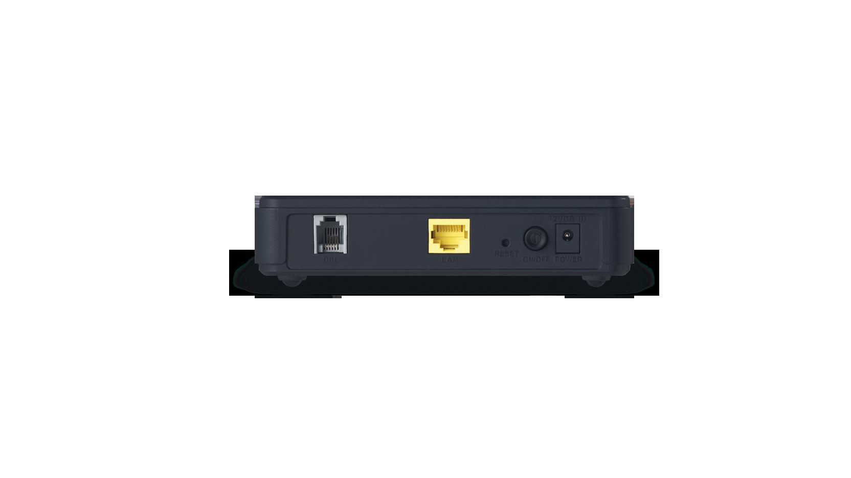 DSL 520B Back