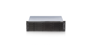 xStack Storage® 4x1GbE iSCSI SAN Array, 16-Bay Rackmount