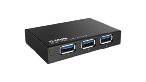 4-Port Superspeed USB 3.0 Hub