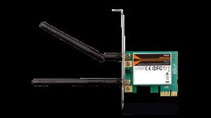 Wireless N300 PCI Express Desktop Adapter