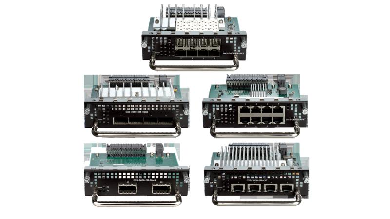 DXS3600ExpansionModules