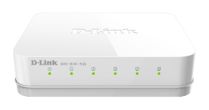 5-Port Unmanaged Gigabit Switch