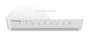 8-Port Unmanaged Gigabit Switch