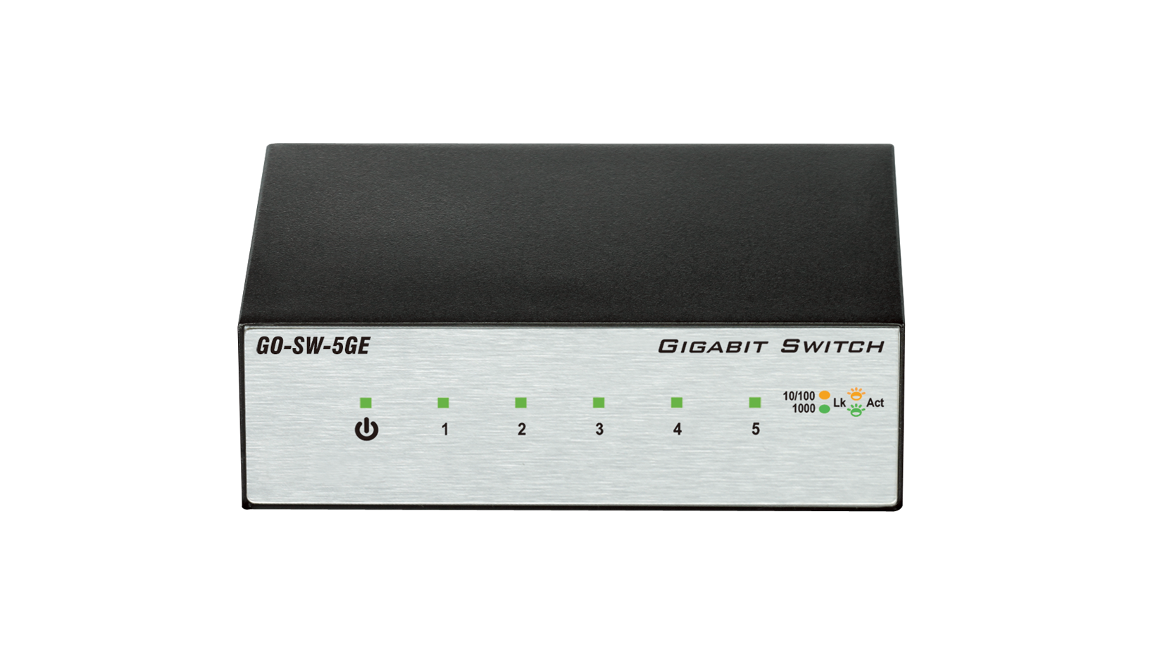 5 Port Gigabit Unmanaged Metal Desktop Switch D Link