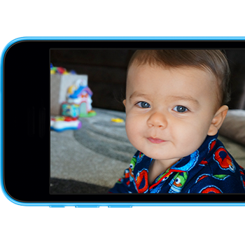 HD Wi-Fi Baby Camera DCS-855L