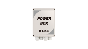 Outdoor Power Box for the DCS-6818 & DCS-6915 IP Cameras