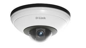 Full HD Mini Pan and Tilt Dome Network Camera