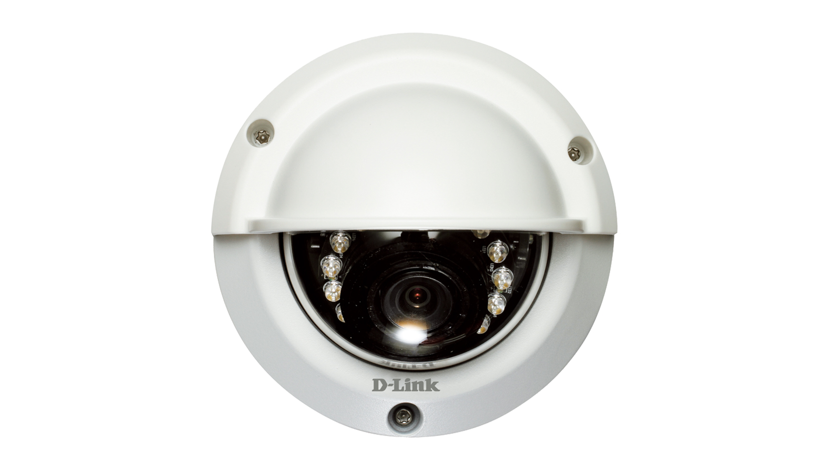 1 MP HD Low Light Outdoor Dome IP Camera (DCS-6315) | D-Link