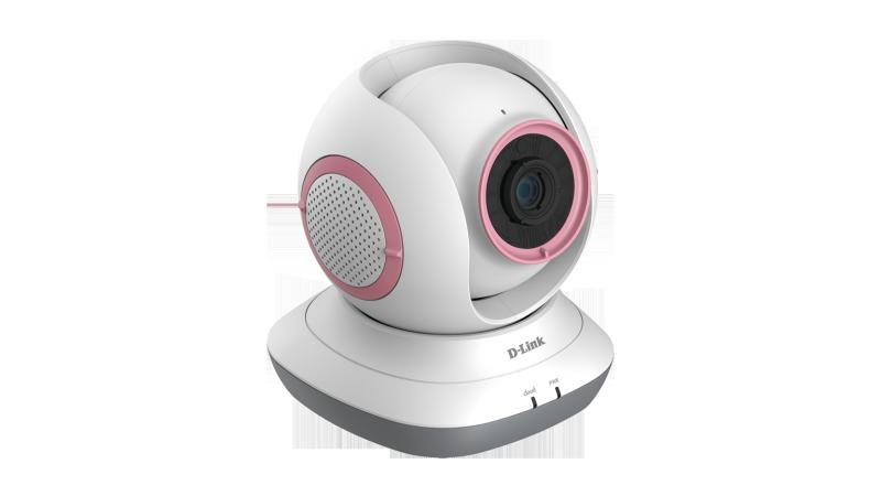 Hd Pan Amp Tilt Wi Fi Baby Camera Dcs 855l D Link