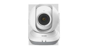 HD Pan & Tilt Wi-Fi Baby Camera