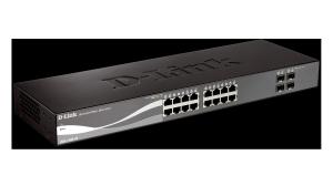 20-Port Gigabit SmartPro Switch with 4 SFP Ports