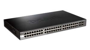 52-Port Gigabit SmartPro Switch including 4 SFP Ports