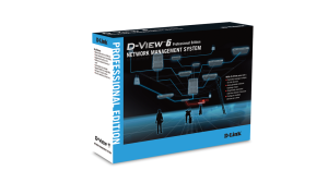 D-View 6.0 SNMP Network Management System Professional Edition