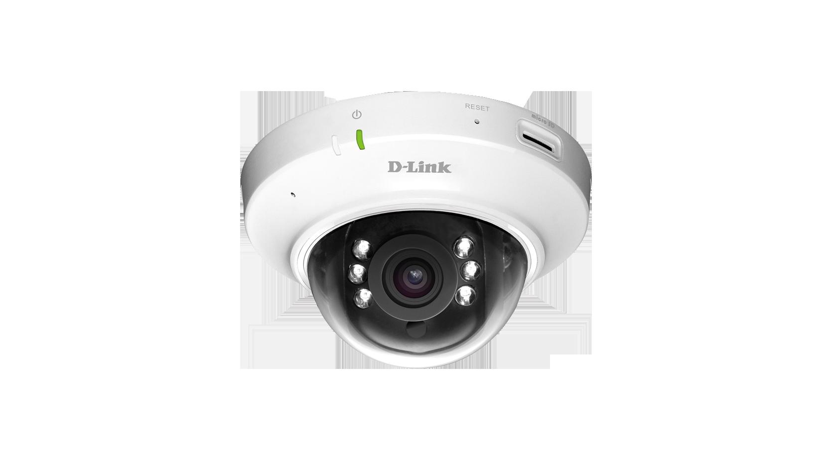 HD Mini Dome Network Camera |