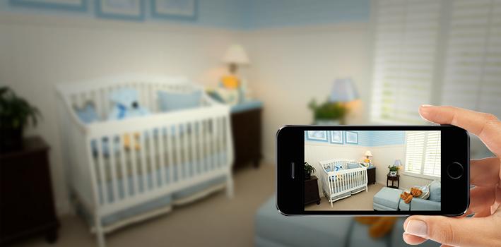 Pan & Tilt Baby Camera DCS-850L