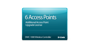 DWC-1000 6 Access Point Upgrade License
