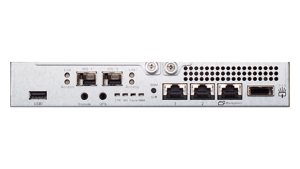 2x10GbE + 2xGbE Secondary iSCSI SAN Controller for DSN-6510