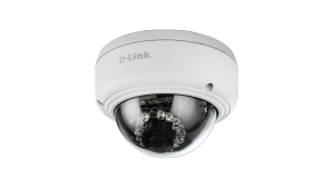 Vigilance Full HD Outdoor Dome Network Camera