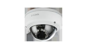 Vigilance Full HD Outdoor Dome Network Camera