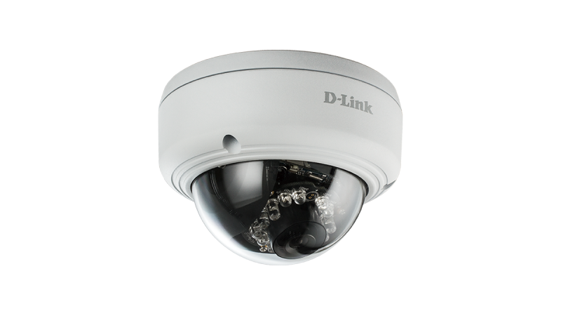 Vigilance Full Hd Wdr Outdoor Dome Network Camera Dcs