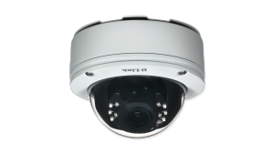 5 Megapixel Outdoor Dome Network Camera