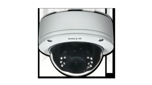5 Megapixel Outdoor Dome Network Camera