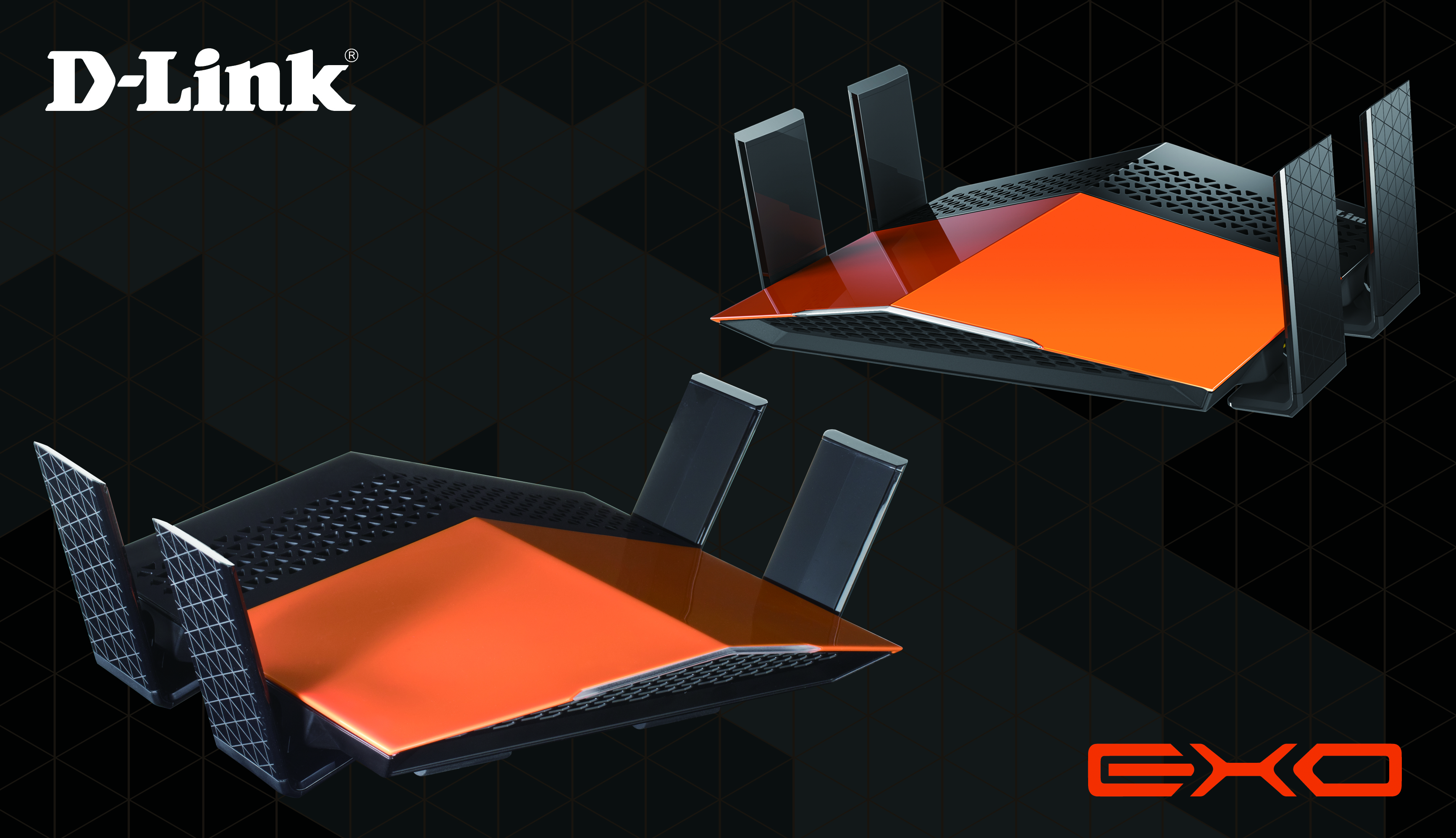D link launches new line of exo routers featuring premium for Home router architecture