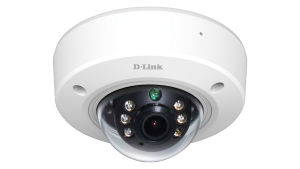 Full HD Outdoor PoE Mini Dome Camera