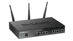 Wireless Dual WAN 4-Port Gigabit VPN Router with 802.11ac