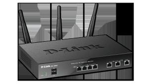 Wireless Dual WAN 4-Port Gigabit VPN Router with 802.11ac