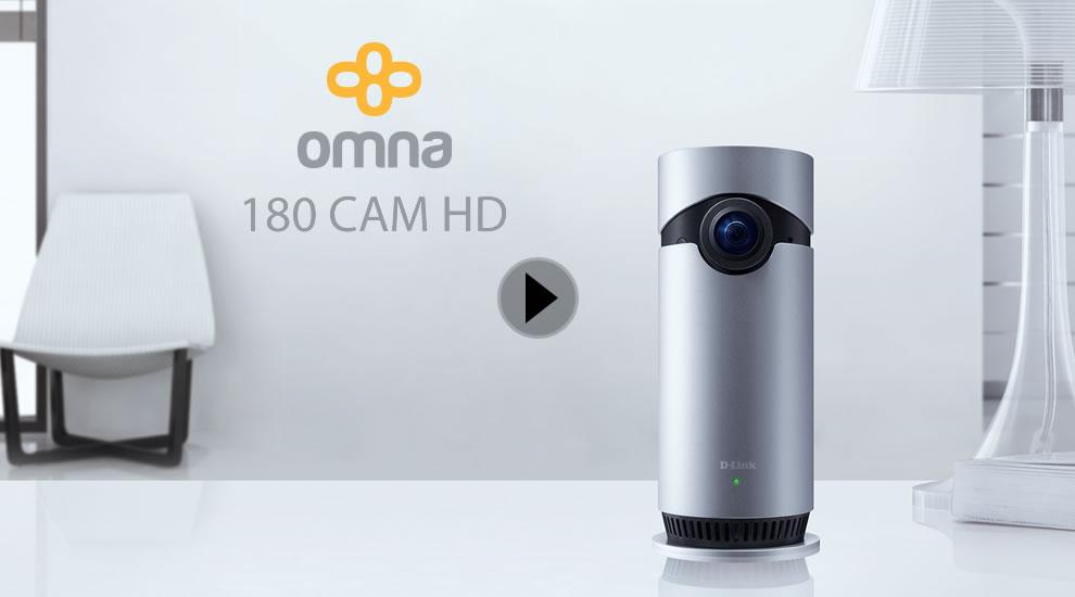 Omna 180 Cam Hd Dsh C310 D Link