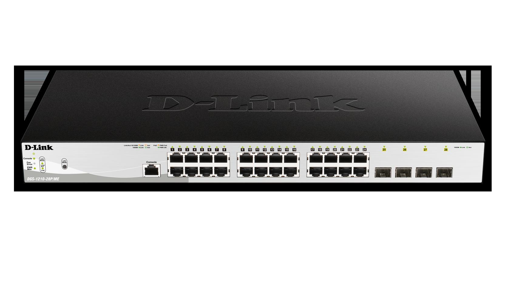 DGS-1210-28PME-Front1664x936
