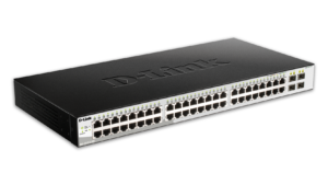 48-Port Metro Ethernet Gigabit Switch with 4 Gigabit SFP ports