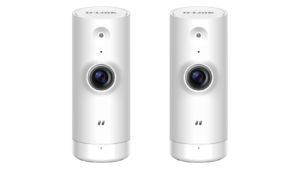 Mini HD Wi-Fi Camera 2 Pack