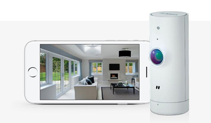 D-Link DCS-8000LH Mini Camera