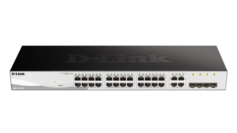 28 Port Gigabit Smart Switch Including 4 Gigabit Sfp Ports