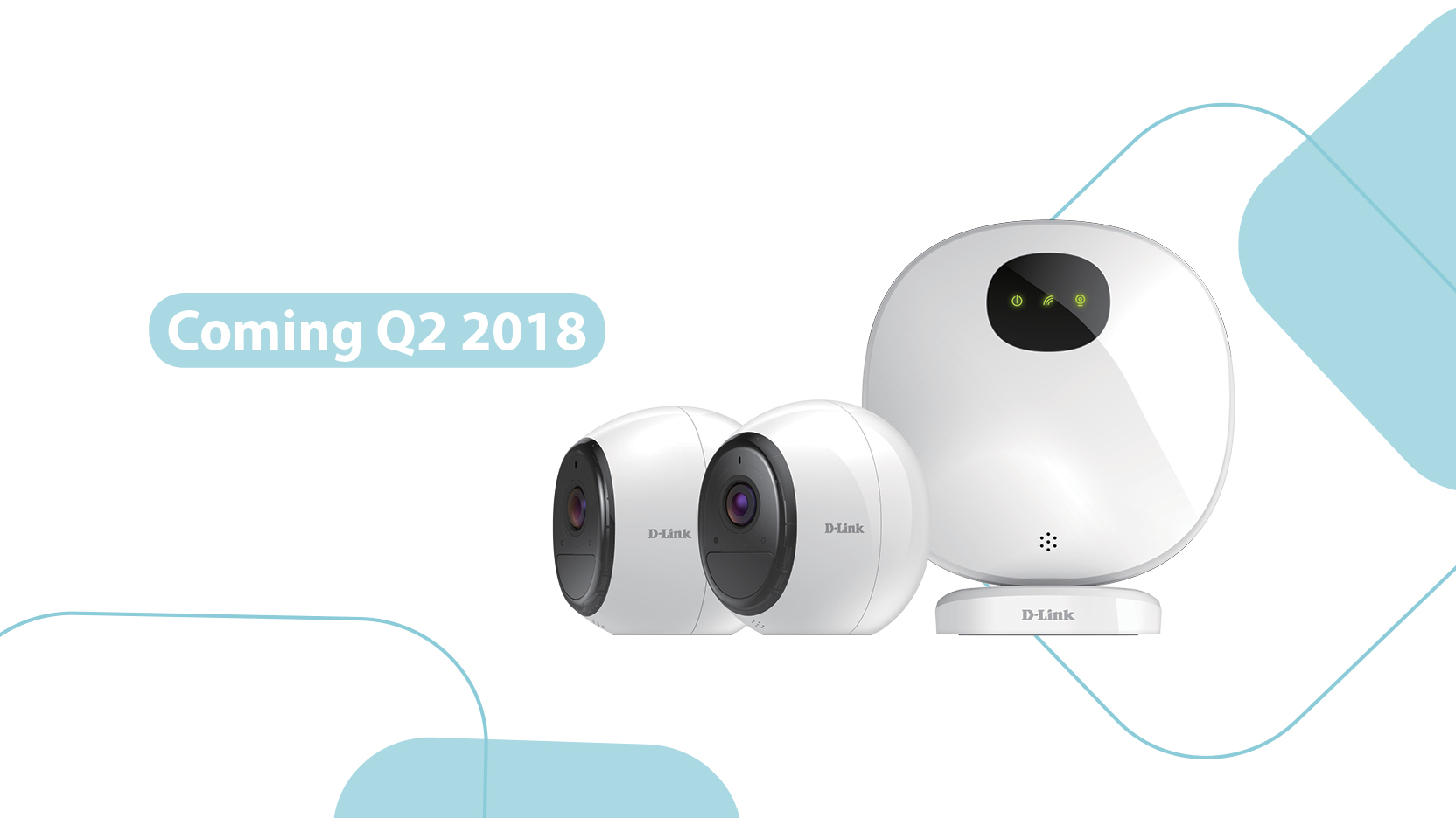 Wire-Free Full HD Outdoor Wi-Fi Camera