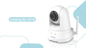 Full HD Pan & Tilt Wi-Fi Camera